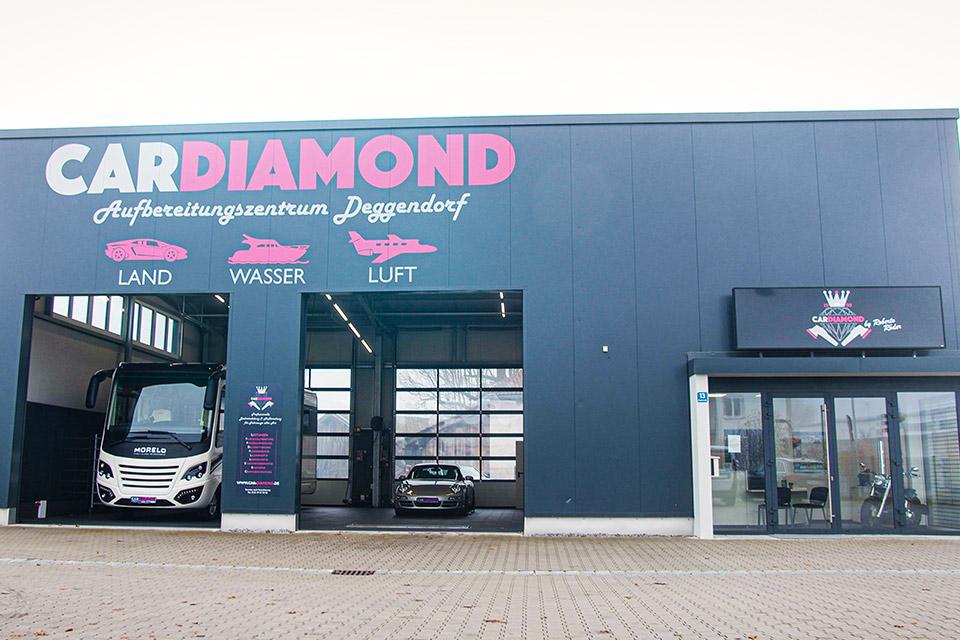 Wohnmobil Aufbereitung in Deggendorf bei Car Diamond